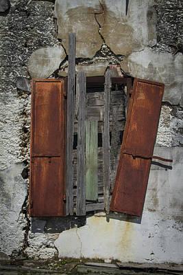 The Window Poster by Debra and Dave Vanderlaan