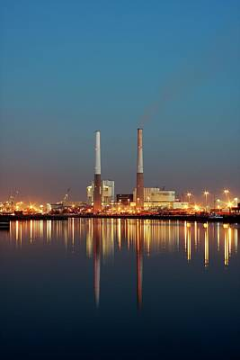 Thermal Power Station Poster