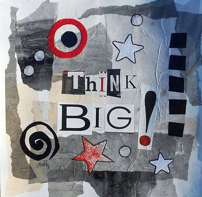 Think Big Poster