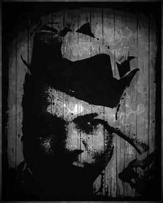 Thinking Out Loud Poster by Kamoni Khem