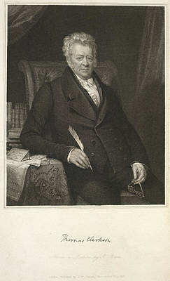 Thomas Clarkson Poster by British Library