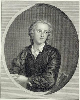 Thomas Grey Poster by British Library
