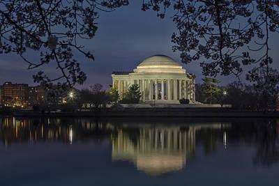 Thomas Jefferson Memorial Washington Dc Poster