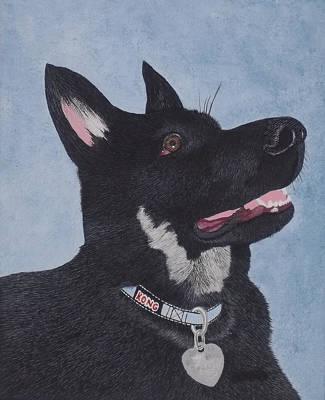 Thor Maximus Von San Murray's Portrait Poster