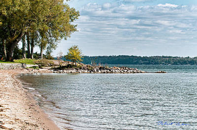 Poster featuring the photograph Thousand Islands by Robert Culver