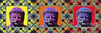 Three Buddhas 20130130 Poster