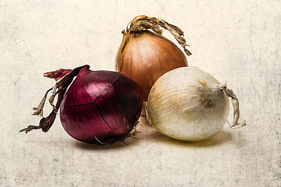 Three Onions - 1 Poster