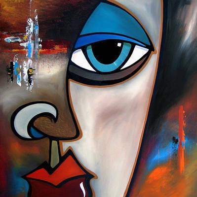 Through The Cracks By Fidostudio Poster by Tom Fedro - Fidostudio