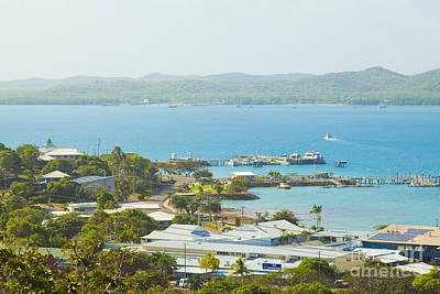 Thursday Island Bay Poster