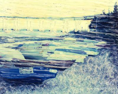 Tideland Boats Poster