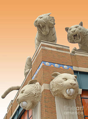 Tiger Town Poster