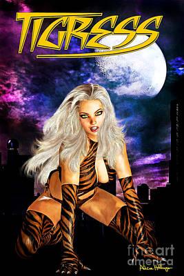 Tigress Poster