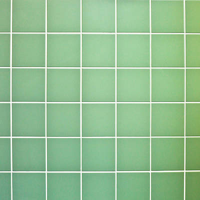 Tiles Background Poster by Tom Gowanlock