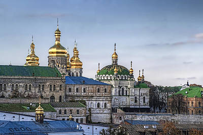 Timeless The Lavra In October Poster