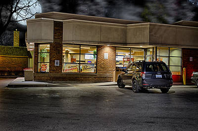 Timmy's At Night Poster