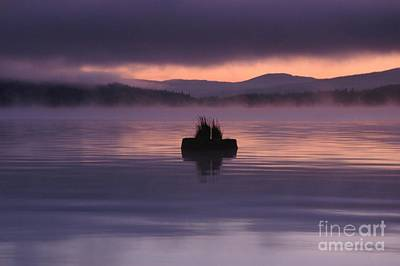 Timothy Lake Serenity Poster