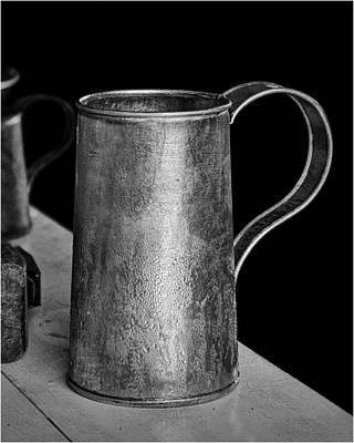 Tinsmith's Refreshment Poster by Nikolyn McDonald