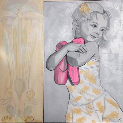 Tiny Dancer Poster by Darlene Graeser
