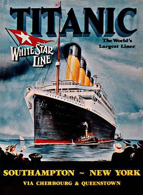 Titanic - Unthinkable Poster