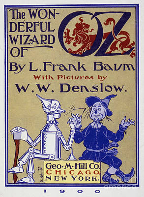 Title Page: First Edition Poster by Granger