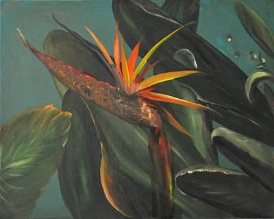 To The Tropics Poster by Mirel Van de Riet