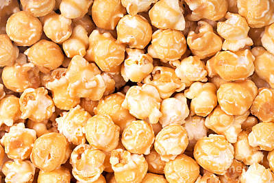 Toffee Popcorn Poster