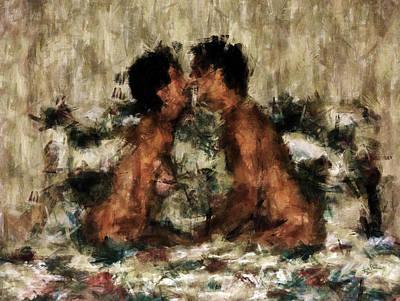 Together Poster by Kurt Van Wagner