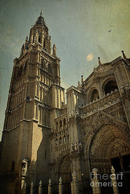 Toledo Cathedral Poster by Ivy Ho
