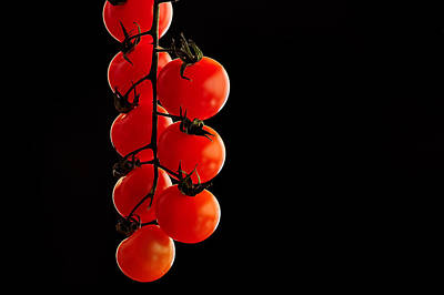 Tomatos Poster by Marwan Khoury