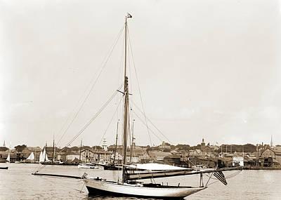 Tomboy, Tomboy Yacht, Harbors, Yachts Poster