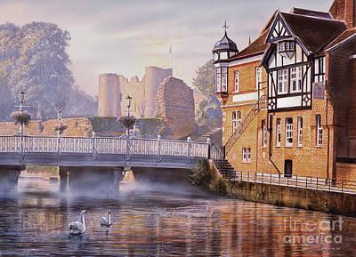 Tonbridge Castle Poster