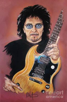 Tony Iommi Poster