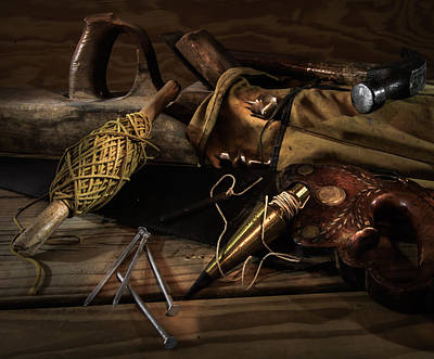 Tools Of A Carpenter Poster