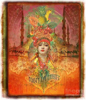 Tooty La Fruity Poster