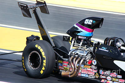 Top Dragster Poster