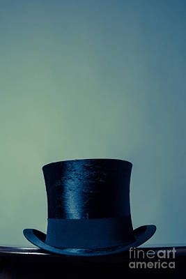 Top Hat Poster by Wolf Kettler