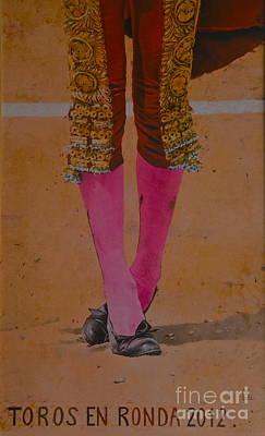 Toreador Poster by Dorota Nowak