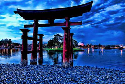 Torii Gate 2 Poster