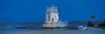 Torre De Belem Lisbon Portugal Poster