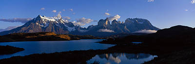 Torres Del Paine, Patagonia, Chile Poster by Panoramic Images