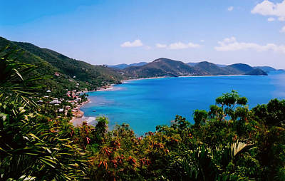 Tortola Bay Poster
