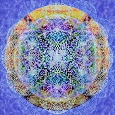 Torusphere Synthesis Interdimensioning Soulin Iv Poster
