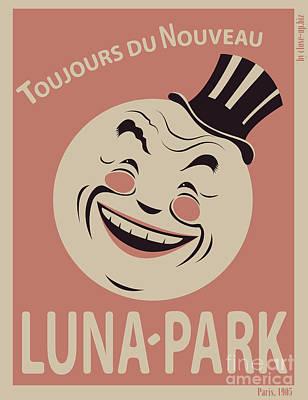 Toujours Du Nouveau  - Always Something New Poster by Igor Kislev