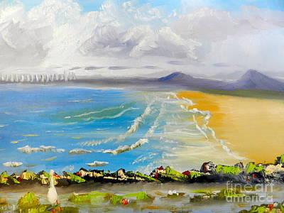 Towradgi Beach Poster