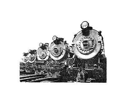 Train 2 Poster