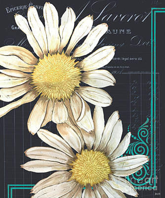 Tranquil Daisy 1 Poster by Debbie DeWitt