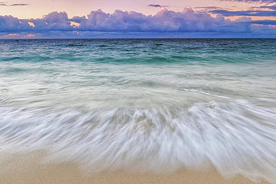 Tranquility Poster by Hawaii  Fine Art Photography