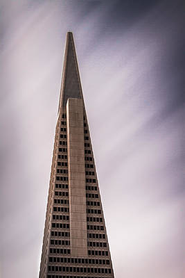 Transamerica Trails Poster by Dayne Reast