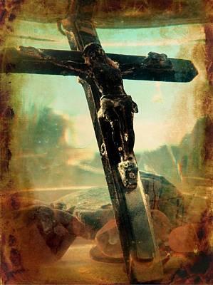 Transcendental Poster by Carlos Avila