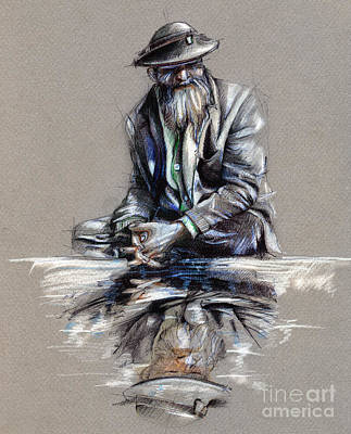 Transcendental Meditation - Drawing Poster